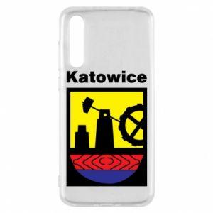 Huawei P20 Pro Case Emblem Katowice