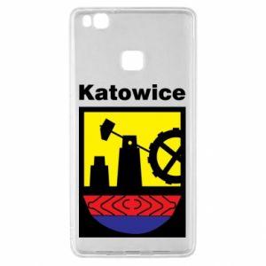 Huawei P9 Lite Case Emblem Katowice