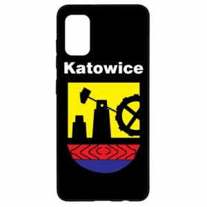 Samsung A41 Case Emblem Katowice
