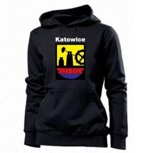 Women's hoodies Emblem Katowice