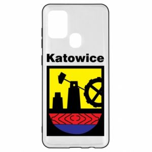 Samsung A21s Case Emblem Katowice
