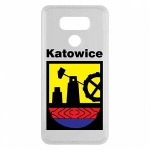 LG G6 Case Emblem Katowice