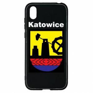 Huawei Y5 2019 Case Emblem Katowice