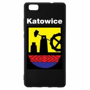 Huawei P8 Lite Case Emblem Katowice