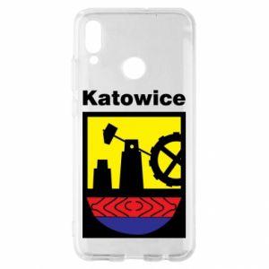 Huawei P Smart 2019 Case Emblem Katowice