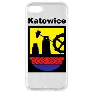 iPhone SE 2020 Case Emblem Katowice