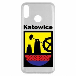 Huawei Y9 2019 Case Emblem Katowice