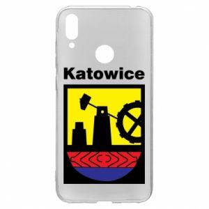 Huawei Y7 2019 Case Emblem Katowice