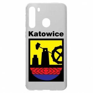 Samsung A21 Case Emblem Katowice