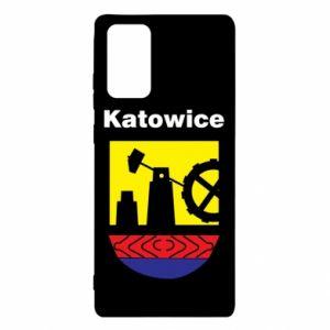Samsung Note 20 Case Emblem Katowice