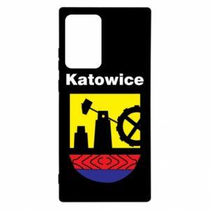 Samsung Note 20 Ultra Case Emblem Katowice
