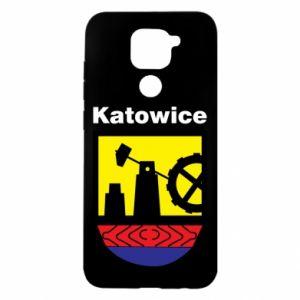 Xiaomi Redmi Note 9 / Redmi 10X case % print% Emblem Katowice