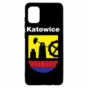 Samsung A31 Case Emblem Katowice