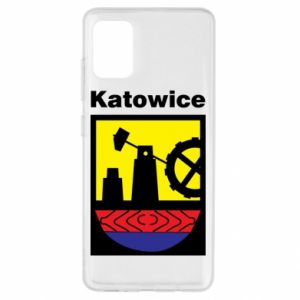 Samsung A51 Case Emblem Katowice