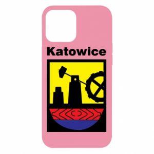 iPhone 12 Pro Max Case Emblem Katowice