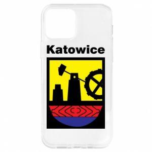 iPhone 12/12 Pro Case Emblem Katowice