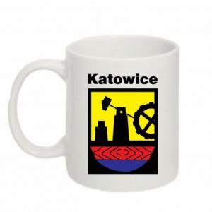 Mug 330ml Emblem Katowice