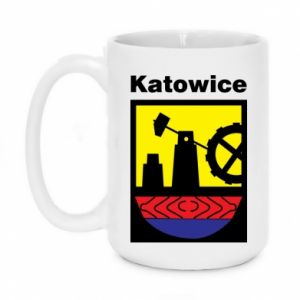 Kubek 450ml Herb Katowice