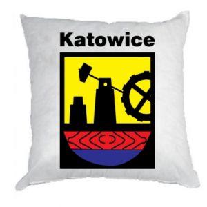 Pillow Emblem Katowice