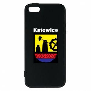 iPhone 5/5S/SE Case Emblem Katowice