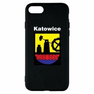 iPhone 7 Case Emblem Katowice