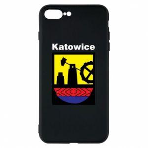 iPhone 7 Plus case Emblem Katowice