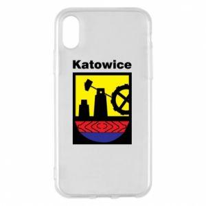 iPhone X/Xs Case Emblem Katowice