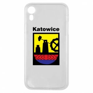 iPhone XR Case Emblem Katowice