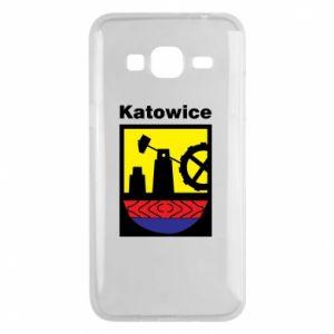 Samsung J3 2016 Case Emblem Katowice