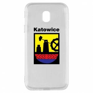 Samsung J3 2017 Case Emblem Katowice