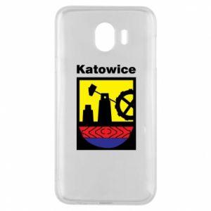 Samsung J4 Case Emblem Katowice