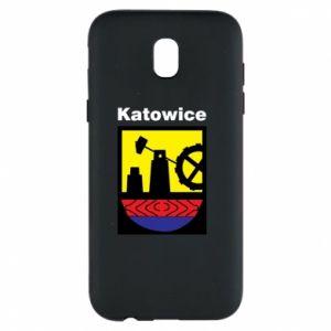 Samsung J5 2017 Case Emblem Katowice