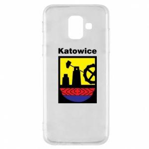 Samsung A6 2018 Case Emblem Katowice
