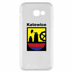 Samsung A5 2017 Case Emblem Katowice