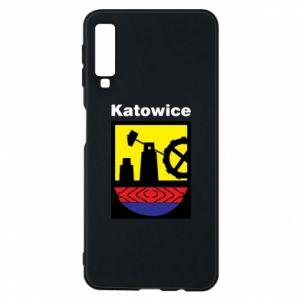 Samsung A7 2018 Case Emblem Katowice