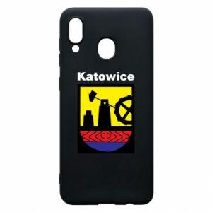 Samsung A30 Case Emblem Katowice