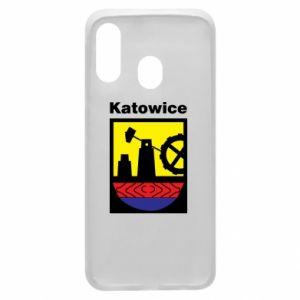 Samsung A40 Case Emblem Katowice