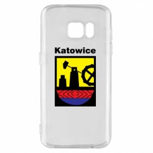 Samsung S7 Case Emblem Katowice