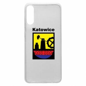 Samsung A70 Case Emblem Katowice