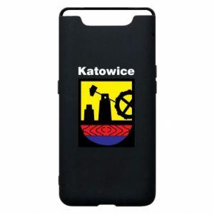 Samsung A80 Case Emblem Katowice