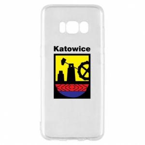 Samsung S8 Case Emblem Katowice