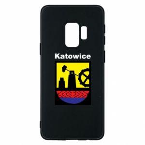 Samsung S9 Case Emblem Katowice