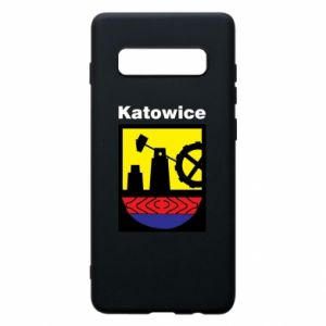 Samsung S10+ Case Emblem Katowice
