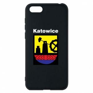 Huawei Y5 2018 Case Emblem Katowice