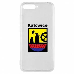 Huawei Y6 2018 Case Emblem Katowice
