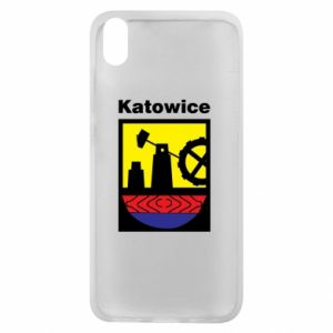 Xiaomi Redmi 7A Case Emblem Katowice