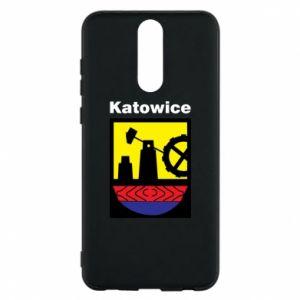Huawei Mate 10 Lite Case Emblem Katowice