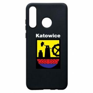 Huawei P30 Lite Case Emblem Katowice