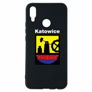 Huawei P Smart Plus Case Emblem Katowice