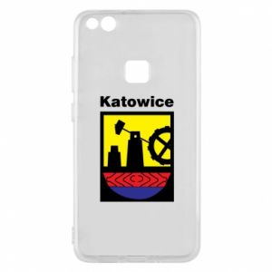 Huawei P10 Lite Case Emblem Katowice